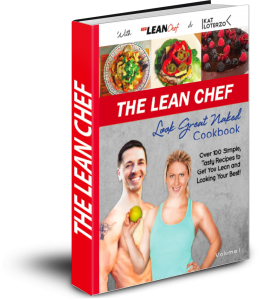 LEAN CHEF 3D Book