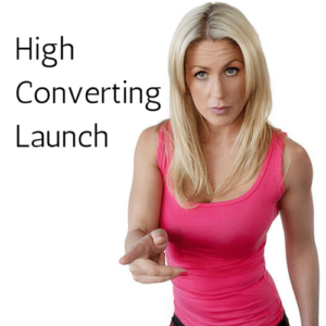 High Converting Launch